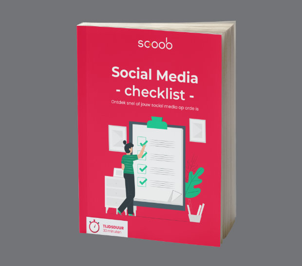 Social Media Checklist - Gratis Downloaden (PDF)